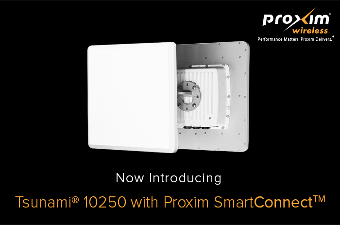 Now Introducing Tsunami® MP-10250 with SmartConnect™