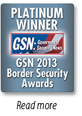 GSN 2013 Border Platinum Winner