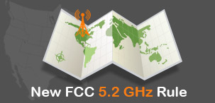 Grow your Business with the New 100MHz, 5.2GHz Spectrum