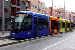 Wireless Video Surveillance – Tenerife Tram System