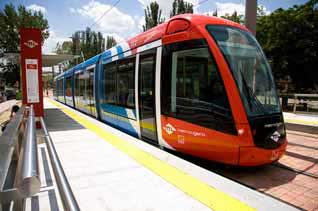Metro Ligero Oeste line in Madrid, Spain-Case Study