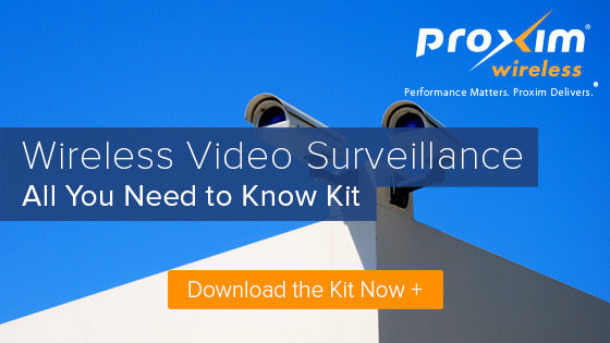 Wireless Video Surveillance Kit